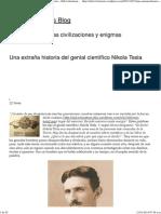Una extraña historia del genial científico Nikola Tesla « Oldcivilizations's Blog