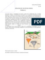 Mineralogia de Las Rocas Igneas