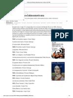 Hitos de la literatura latinoamericana _ Cultura _ EL PAÍS