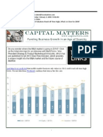 2013 Deal Valuations Reach All Time Highs; What's in Store for 2014?