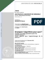 These Enseigner l'algorithme pour quoi.pdf