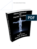 Chen s Spiritual and Psychic Teachings by Andy Porter V2