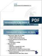 B Bases de Datos