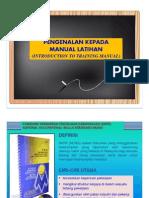 Intro to Training Manual (Bahan 4)
