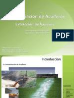 Extracción de Vapores
