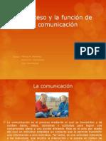 El proceso y la función de la comunicación