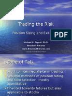 Trade Risk Talk