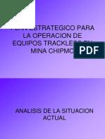 Plan Estrategico Para La Operacion de Equipos Trackless