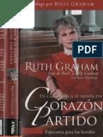 En Cada Banca Se Sienta Un Corazon Partido -Ruth Graham