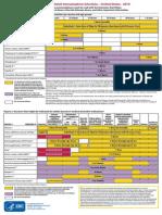 Adult Schedule 11x17