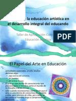 elpapeldelaeducacinartsticaenel-090813230946-phpapp02