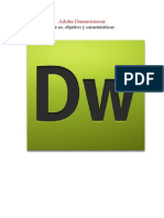 Adobe Dreamweaver.doc