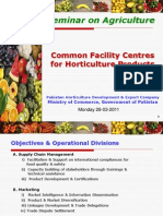 Common Facility Center