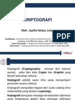 Bab 3 Kriptografi2