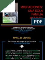 Jornada Migrante 2011 Reflexion AL