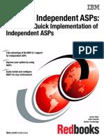 As400v61 Iasp Guide