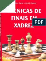 Max Euwe & David Hooper - Técnicas de Finais em Xadrez