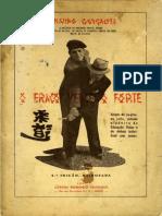 The Weak Defeats the Strong (Portuguese Jujutsu) - Armando Gonçalves 1947