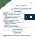 23. Estilo de redacción APA. Un resumen - LitArt