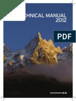Salomon Technical Manual 2012