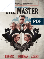 The Master - Screenplay