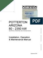 3.1.1 Boiler 0&M Manual