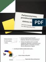 Intro Parlamentarismo