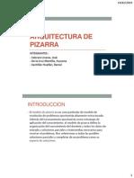 Arquitectura de Pizarra