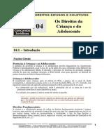 DDC 04 - Os Direitos da Criança e do Adolescente