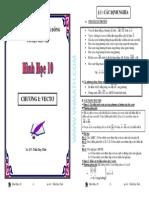 Bai Tap Hh10 Ch1 Vecto 10nc