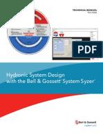 hydronic system design bell & gossett