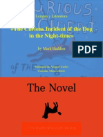 PresentaciónThe Curious Incident of the Dog in the Nighttime