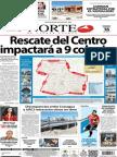Periódico Norte edición impresa día 16 de febrero 2014