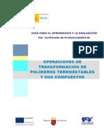 93215-Guia Cdp Operaciones de Transformacion de Polimeros Termoestables y Sus Compuestos