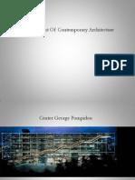 Pompidou Centre and Lloyd's Building Case Study