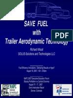 Truck Aerodynamic Design