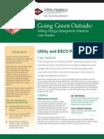 Utility ESCO Partnerships