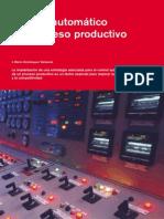 Control automático delproceso productivo