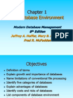 Chapter+1+ +the+Database+Environment