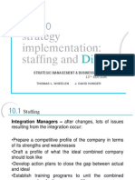 10+ +Strategy+Implementation+ +Staffing+and+Directing