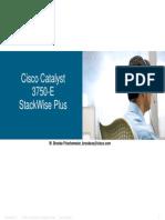 Cisco Catalyst  3750-E StackWisePlus