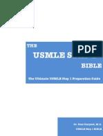 The USMLE Step 1 Bible