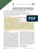 Biocinjugate Chemistry Rad Sa Karbonilom