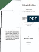 FREUDENTHAL_Spinoza Und Die Scholastik