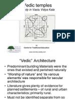 Vedic Temples, A study in Vastu vidya
