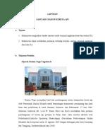 Sanitasi Terminal Angkutan Darat Dan Stasiun Kereta API