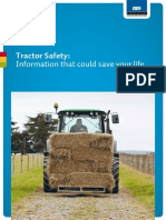 tractor cabin safety usage