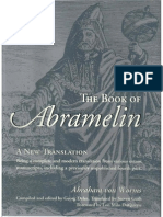 Abraham Von Worms, Georg Dehn, Steven Guth, Lon Milo Duquette the Book of Abramelin a New Translation 2006