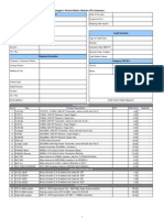 Laipac Components Order Form