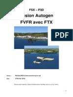 FSX Fusion Autogen FVFR Avec FTX